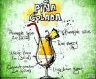 Piña colada recept