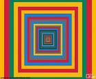 Soustředné čtverce