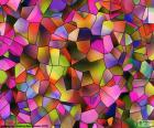 Mnohoúhelníky barev