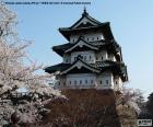 Hirosaki Castle, Japonsko