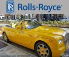 Žlutý Rolls-Royce