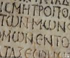Starověké řecké psaní
