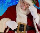 Santa Claus pozorované
