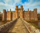 Herstmonceux Castle, Velká Británie