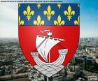 Znak města Paříže