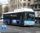 Městské autobusy Madrid