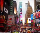 Puzle Times Square, New York