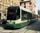 Řím tramvaje
