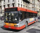 Městský autobus Řím