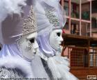 Bílé masky