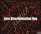 Puzle Den nulové diskriminace