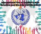 Mezinárodní den solidarity s zadrženy a chybí zaměstnanci