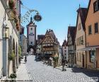 Rothenburg, Německo