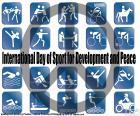 Mezinárodní den sportu za rozvoj a mír