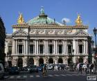 Opéra Garnier, fasáda