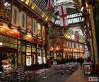 Puzle Leadenhall trhu, Londýn