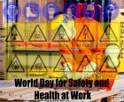 Světový den pro bezpečnost a ochranu zdraví při práci