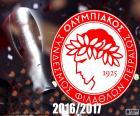Olympiacos FC šampion 2016-2017