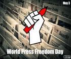Světový den svobody tisku