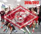 Spartak Moskva, mistr 2016-2017