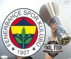 Fenerbahçe, vítěz Euroligy 2017