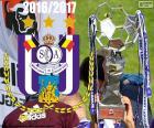 Anderlecht, mistr 2016-2017