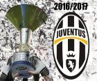 Juventus, mistr 2016-2017