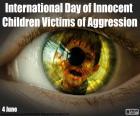 Mezinárodní den nevinných dětí obětí agrese