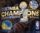 Warriors, NBA 2017 mistrů