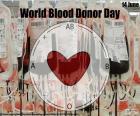 Světový den dárců krve