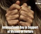 Mezinárodní den na podporu obětí mučení