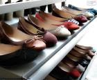 Baleríny, boty