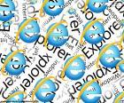 Logo aplikace Internet Explorer