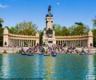Rybník Retiro, Madrid
