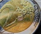 Mince 2 euro