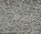Hrubý cement stěny