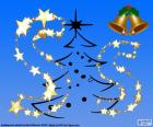 Písmeno S na Vánoce