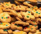Upravené soubory cookie, Vánoce