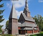 Roubený kostel, Německo