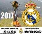 Real Madrid, 2017 FIFA Club World Cup
