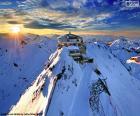 Schilthorn, Švýcarsko