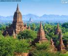 Náboženské stavby Bagan, Myanmar