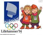 Lillehammer zimních olympijských hrách 1994