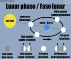Měsíční fáze