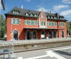 Budova nádraží