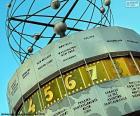 Světové hodiny, Berlín, Německo