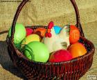 Velikonoční koš