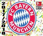 Bayern Mnichov, Bundesliga 2017-2018