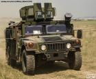 Armádní Humvee