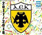 AEK Atény FC, Super Lig 2017-18